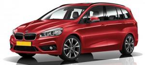 BMW 2 serie met automaat
